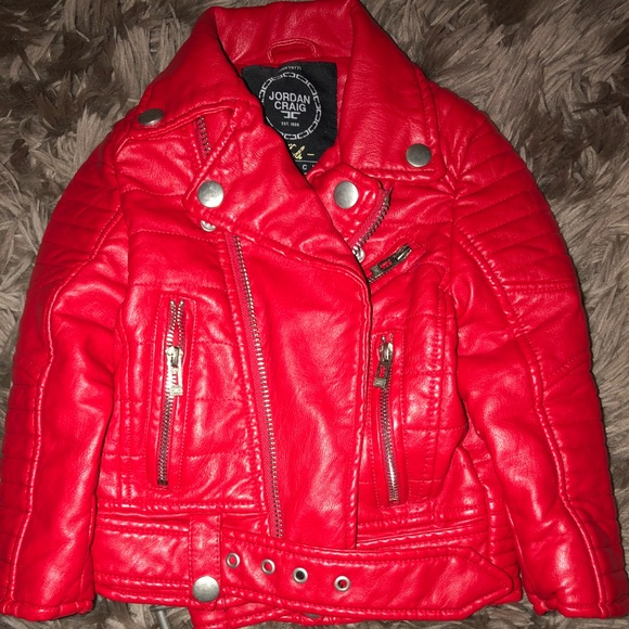 "06344ed3b79bba jordan Craig Other - Toddler Boys "" Motorcycle Jacket"""
